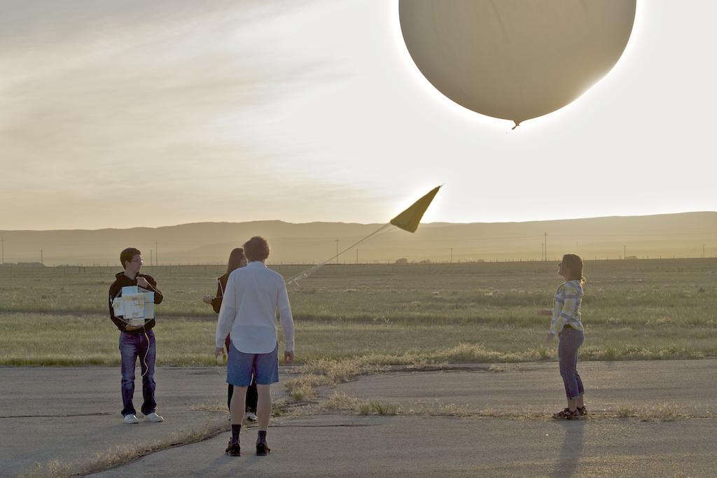 Department of Atmospheric Science - University of Wyoming - Laramie, Wyoming